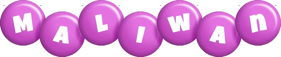 Maliwan candy-purple logo