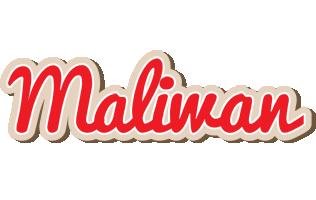Maliwan chocolate logo