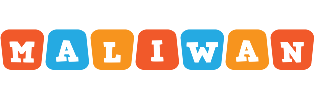 Maliwan comics logo