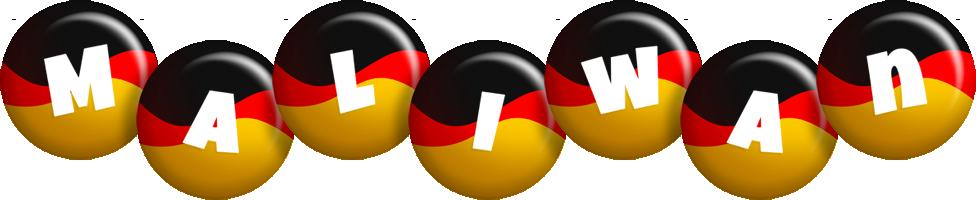 Maliwan german logo
