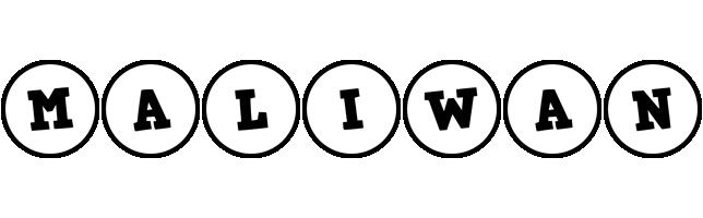 Maliwan handy logo