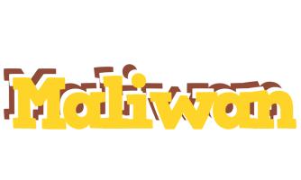 Maliwan hotcup logo