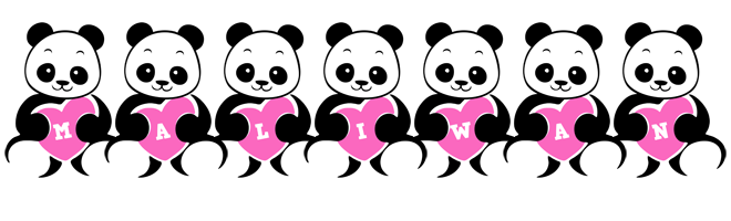 Maliwan love-panda logo