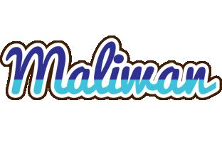 Maliwan raining logo