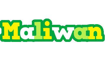 Maliwan soccer logo