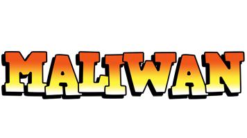 Maliwan sunset logo