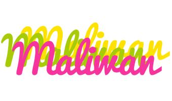 Maliwan sweets logo