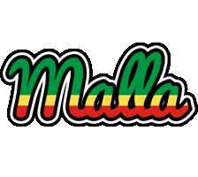 Malla african logo