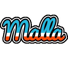 Malla america logo