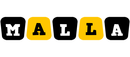 Malla boots logo