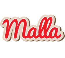 Malla chocolate logo