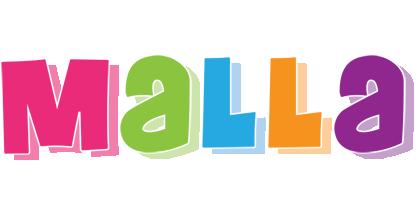 Malla friday logo