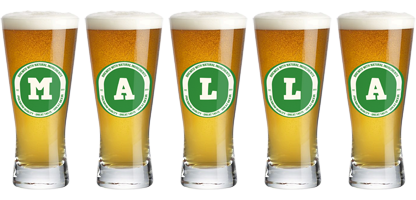 Malla lager logo