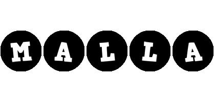 Malla tools logo