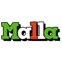 Malla venezia logo