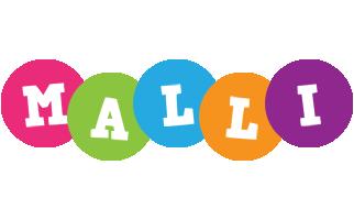 Malli friends logo