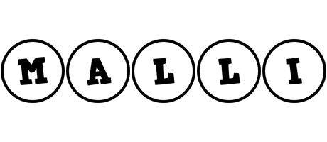 Malli handy logo