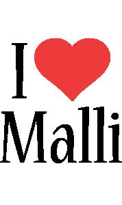 Malli i-love logo