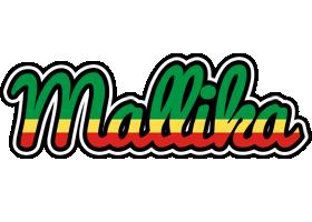 Mallika african logo
