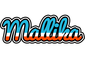 Mallika america logo