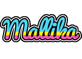 Mallika circus logo