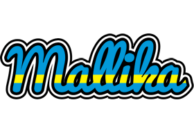 Mallika sweden logo
