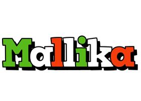Mallika venezia logo