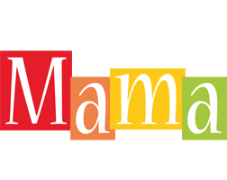 Mama colors logo