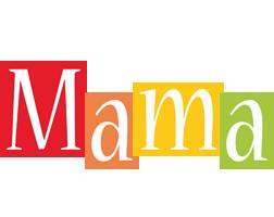 Mama colors logo
