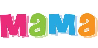 Mama friday logo