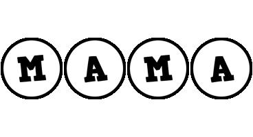Mama handy logo