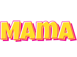 Mama kaboom logo