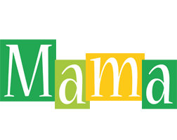 Mama lemonade logo