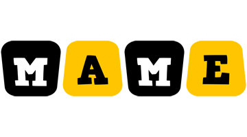 Mame boots logo