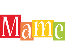 Mame colors logo