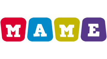 Mame daycare logo