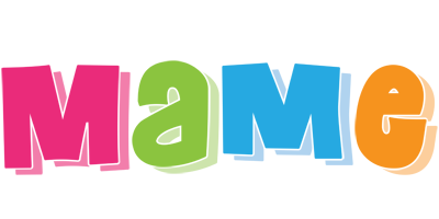 Mame friday logo