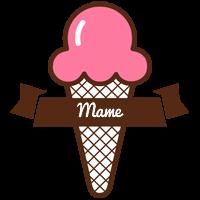 Mame premium logo