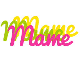 Mame sweets logo