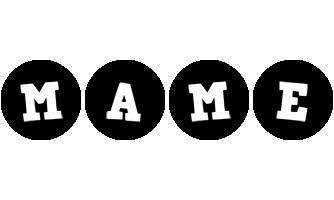 Mame tools logo