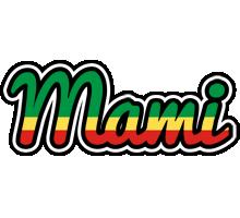 Mami african logo
