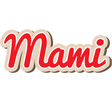 Mami chocolate logo