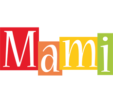Mami colors logo