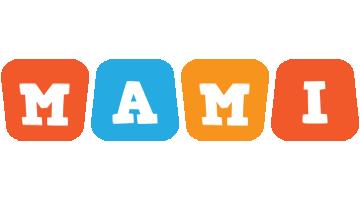 Mami comics logo