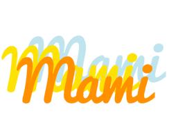 Mami energy logo