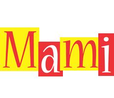 Mami errors logo