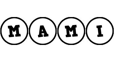 Mami handy logo