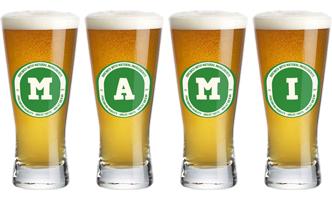 Mami lager logo