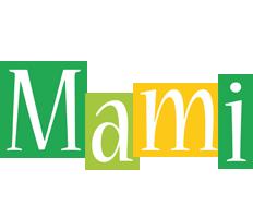 Mami lemonade logo