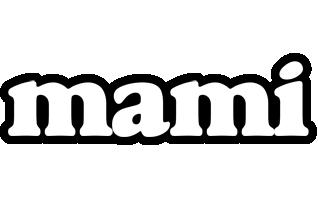 Mami panda logo